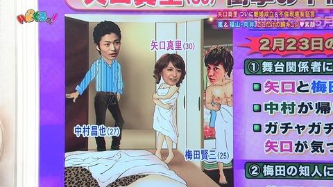 【悲報】矢口真里「恋愛禁止を守ってるアイドルなんていない」