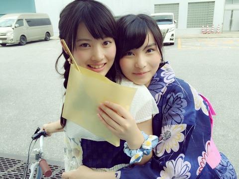 【朗報】れなひょんの「電波教師」をせいちゃんが観てた!!!【AKB48・福岡聖菜】