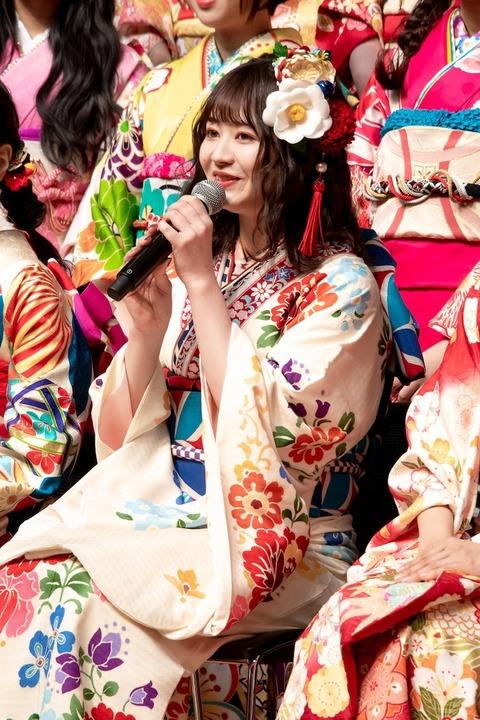 【悲報】SKE48江籠裕奈ちゃんが物凄く残念なことに・・・