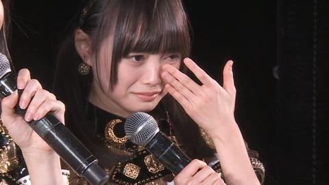 【朗報】樋渡結依がチームA初日公演にて正規メンバーへ昇格