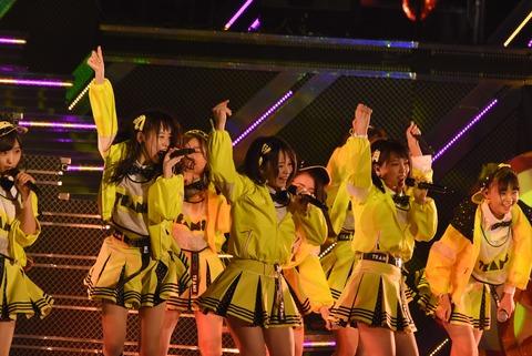 【AKB48】チーム8が新曲「蜂の巣ダンス」を披露!センターは横山結衣!