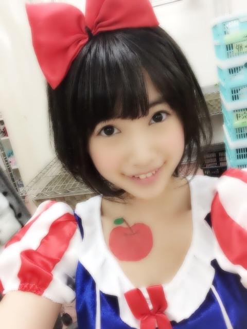 【HKT48】朝長美桜ちゃんがセンター外されて落ち込んでる