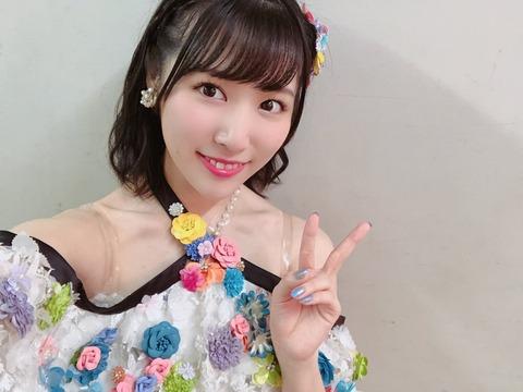 【悲報】AKB48北澤早紀さん、ギックリ腰で休演