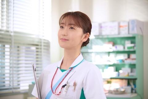 【朗報】大島優子さん、2021年2月放送SPドラマ「神様のカルテ」出演決定!