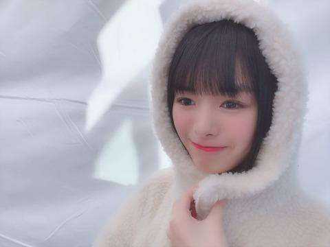 【NGT48】新潟に冬の到来を告げる妖精が現る【高倉萌香】