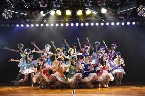 【悲報】16期がわずか3週間位でチーム8の直近6ヶ月の公演回数を超える
