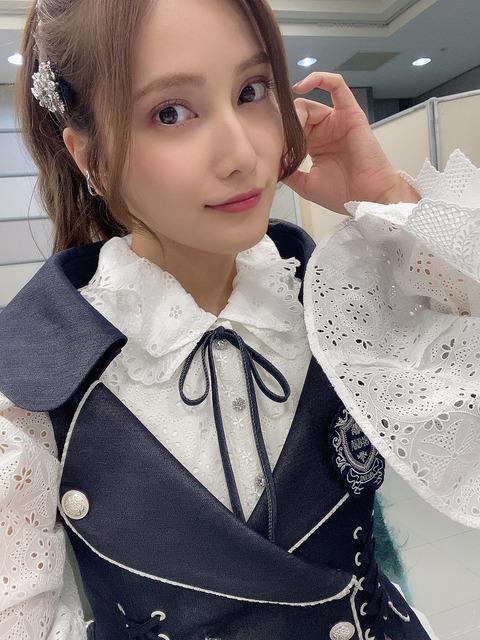 【AKB48】入山杏奈さん、1月8日「目撃者公演」出演決定