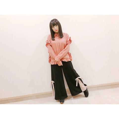 【朗報】さややが体型を隠す服を極めるwwwwww【AKB48・川本紗矢】