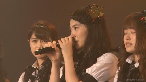 【悲報】HKT48後藤泉、公演にて卒業発表「進学するために別の道を」