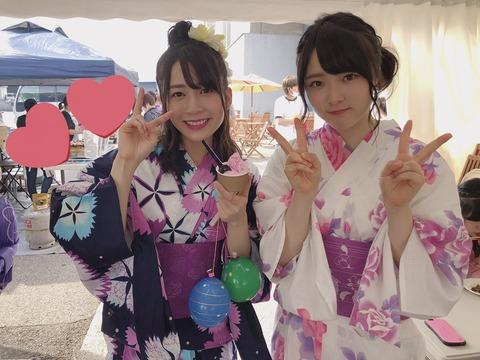 【悲報】ゆかるんのベロチュー写真流出!!!【AKB48・佐々木優佳里】