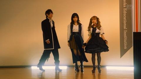 【NGT48】加藤美南のゴスロリ姿が可愛いwwwwww【マジムリ学園】