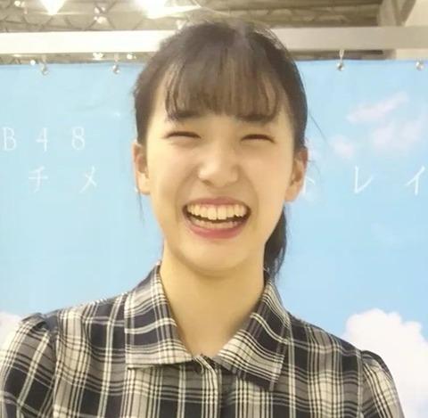 【AKB48】最近推されてる下尾みうちゃんが惜しすぎるんだが