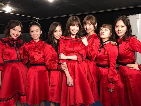 【AKB48】神7とは総選挙の上位7人の事などではない