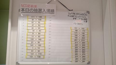 【悲報】NGT48の女性・小中学生公演が定員割れ