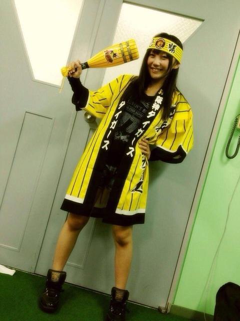 【NMB48】薮下柊ちゃんにラムちゃんの衣装を着て欲しい