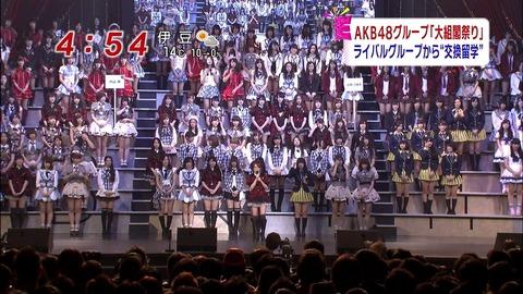 【AKB48G】結局、大組閣って正しかったの?の?