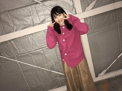【朗報】ゆいはんの私服がおしゃれすぎる!!!【AKB48・横山由依】