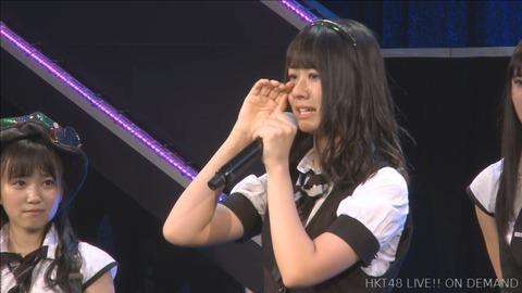 【HKT48】若田部遥、劇場公演にて卒業発表。卒業後は東京の大学に進学