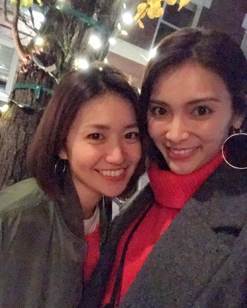 【朗報】大島優子と秋元才加の久々の2ショットにファン歓喜!!!