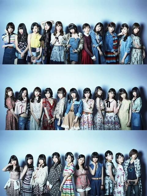 【AKB48】今日のミュージックステーションは32人選抜で出演する模様!!