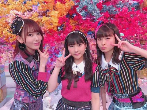 【HKT48】センターは宮脇咲良と松岡はな、どっちがいい?