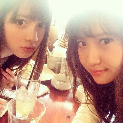 【悲報】AKB48永尾まりやの交友関係が糞すぎてつれえ