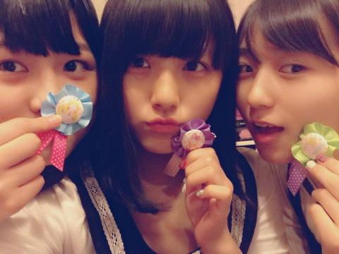 【AKB48】大島涼花「あえり、なーにゃはお泊りすると寝かせてくれない」