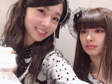 【朗報】岩立沙穂と武藤十夢が11/23の握手会でのセーラー服着用を予告!