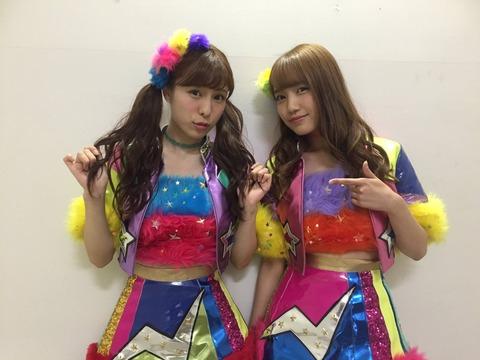 【AKB48】「れなっつん」より完璧なコンビ名ってあるの?【加藤玲奈・小嶋菜月】