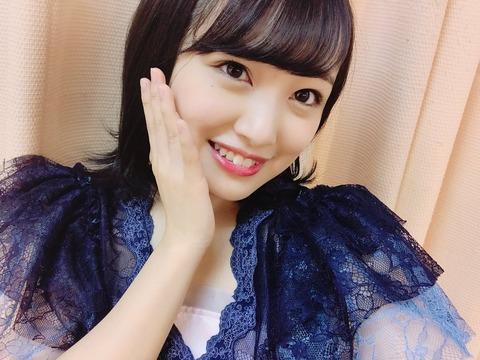 【AKB48総選挙】向井地美音「目標は神7!」