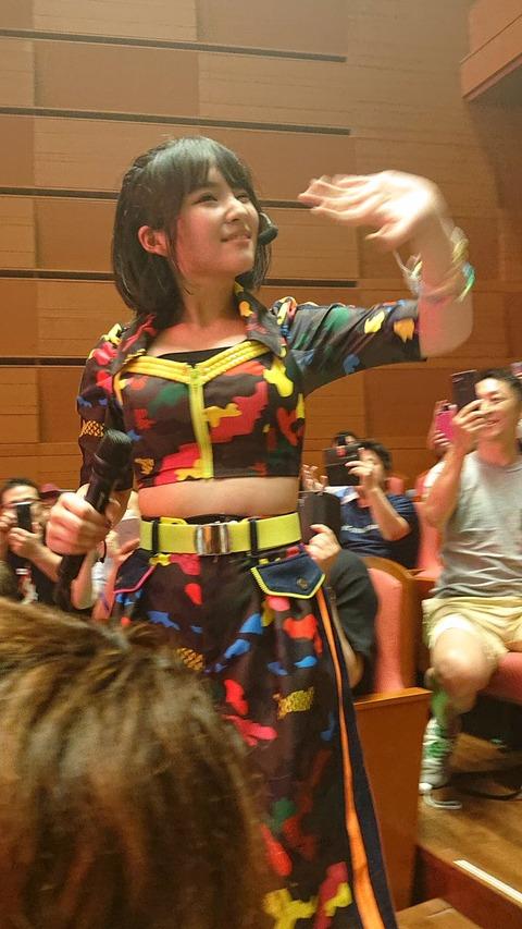 【AKB48】矢作萌夏「チームKコンサートは時間がなくて全然レッスンに参加できなかった」