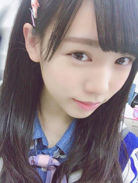 【朗報】運上弘菜がHKT48・11thシングル「早送りカレンダー」で初の選抜入り!