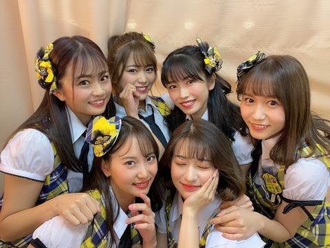 【AKB48】9期10周年公演、横山由依、大場美奈、山内鈴蘭 まだまだ卒業しない