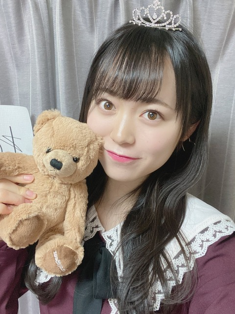 【AKB48】西川怜が濃厚接触者&発熱のためリクアワ休演