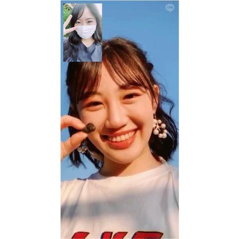 【NMB48】タニシを見つけて飼い始めたアイドル南羽諒www