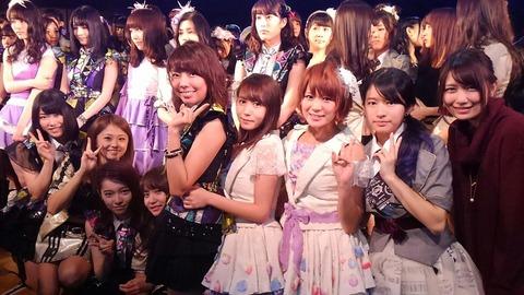 【AKB48】46thシングル収録の島崎遥香卒業ソングに卒業生の永尾まりや含め9期が勢揃い!