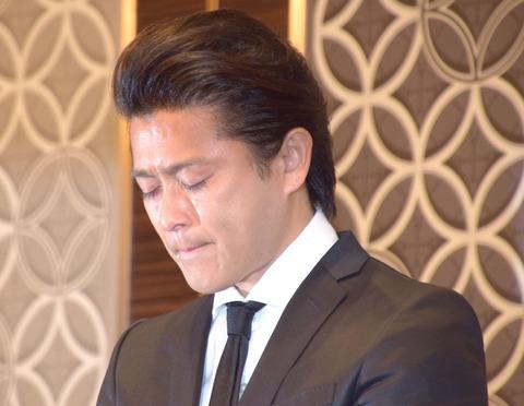 TOKIOの山口メンバーが復帰できるならトップリードの新妻は戻ってきてもいいよな?