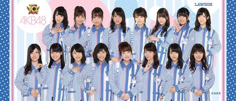 【AKB48】10周年記念オリジナルボイス入り目覚まし時計をLoppi・HMV限定で発売!!!【税込¥5,940】