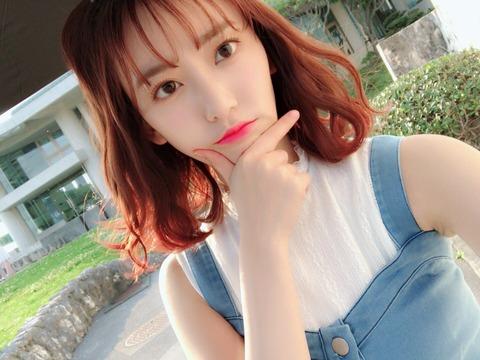【HKT48】さくらたんの最新自撮りキタ━━━(゚∀゚)━━━!!【宮脇咲良】