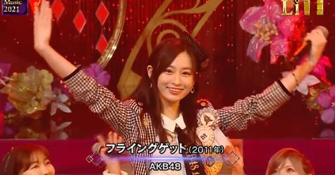 【AKB48G】最もピークが短かったメンバー