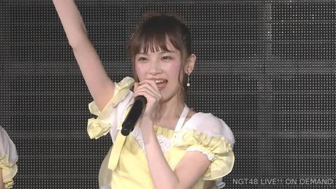 【NGT48】太野彩香「夢は死なせるわけにはいかないというのが私たちの気持ち」