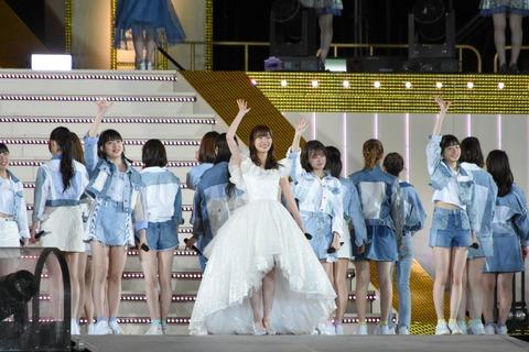 【NGT48】指原莉乃が自分の卒コンに荻野由佳と中井りかを出さなかった理由って?