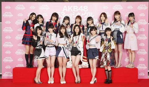 【AKB48G】総選挙と人気が乖離しすぎ問題