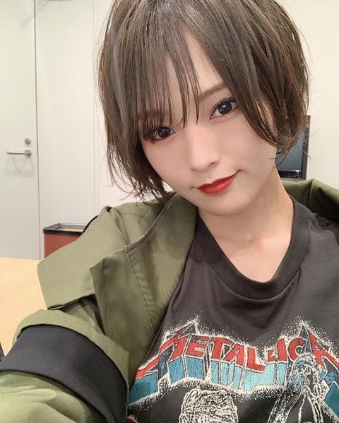 【朗報】元NMB48山本彩、Instagramフォロワー100万人突破!