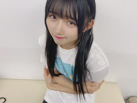 【STU48】門脇みゆみゆがおっぱい寄せててエロい【門脇実優菜】