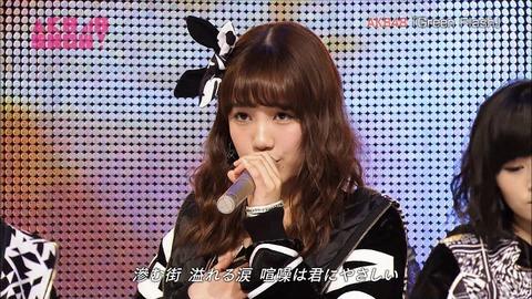 【AKB48】加藤玲奈がGreen Flash選抜の中に入っても遜色なかったな