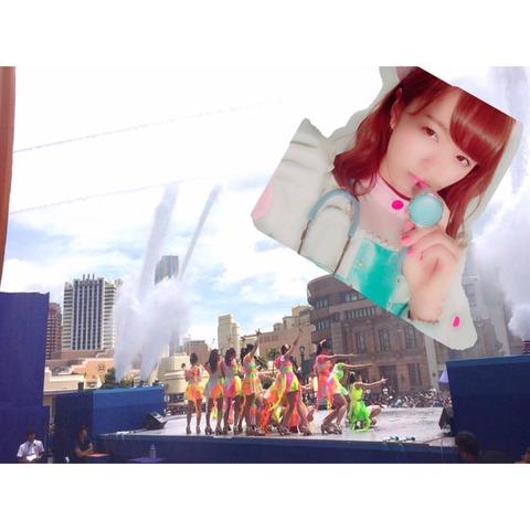 【AKB48】飯野雅がUSJに行きたすぎてUSJ選抜メンバーに呪いをかけてるwww