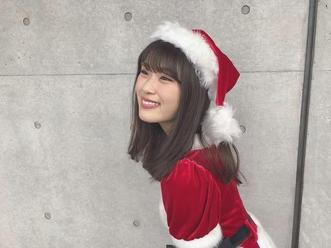 【NMB48】なぎちゃんからクリスマスプレゼントが可愛過ぎる【渋谷凪咲】
