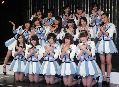 【朗報】NMB48研究生「チームNは公演後すぐブラを外す」