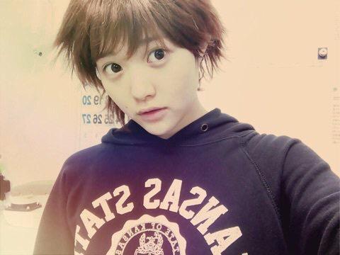 【SKE48】木本花音ちゃんが人生初のショートヘアーに